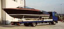trasporti imbarcazione